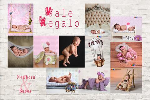 Vale regalo Newborn & Bebés