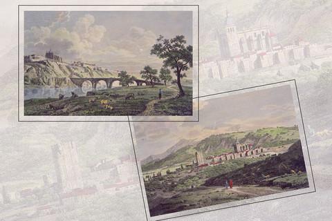 Grabados Coria 1820