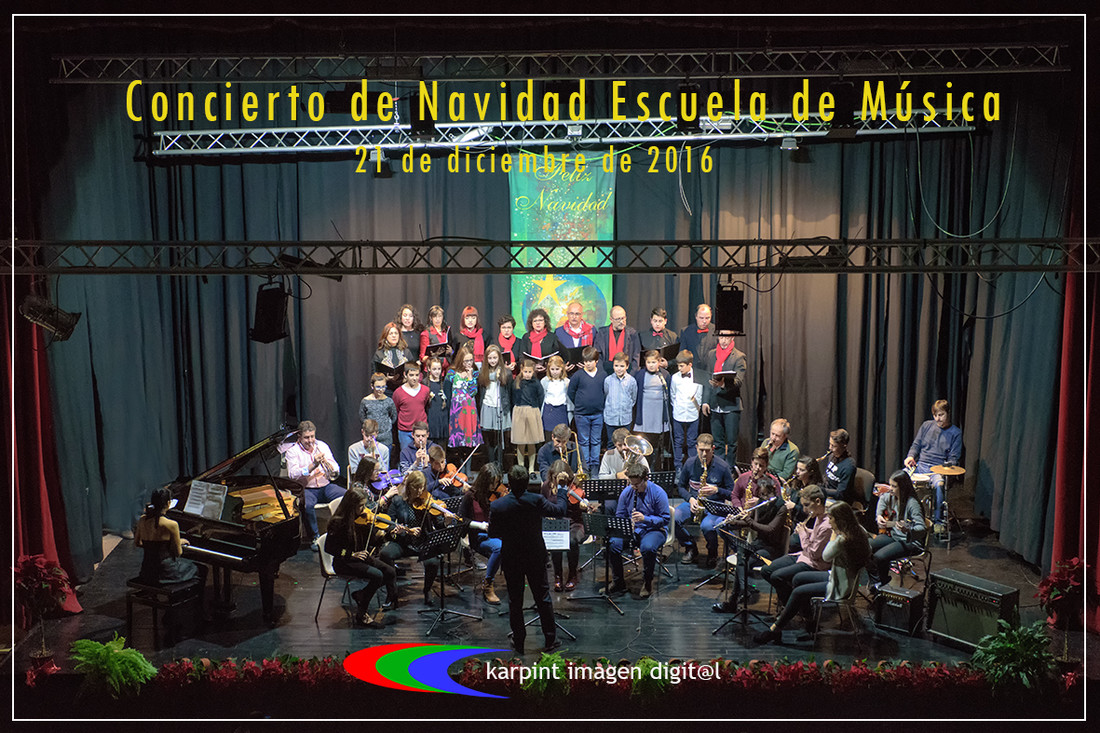 concierto navidad 2016