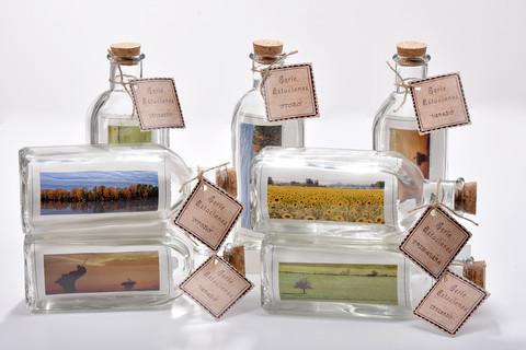 Botella Mensaje -Serie Estaciones-