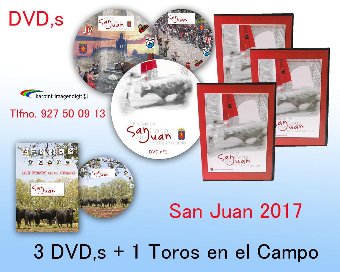 publicidad dvds san juan 2017